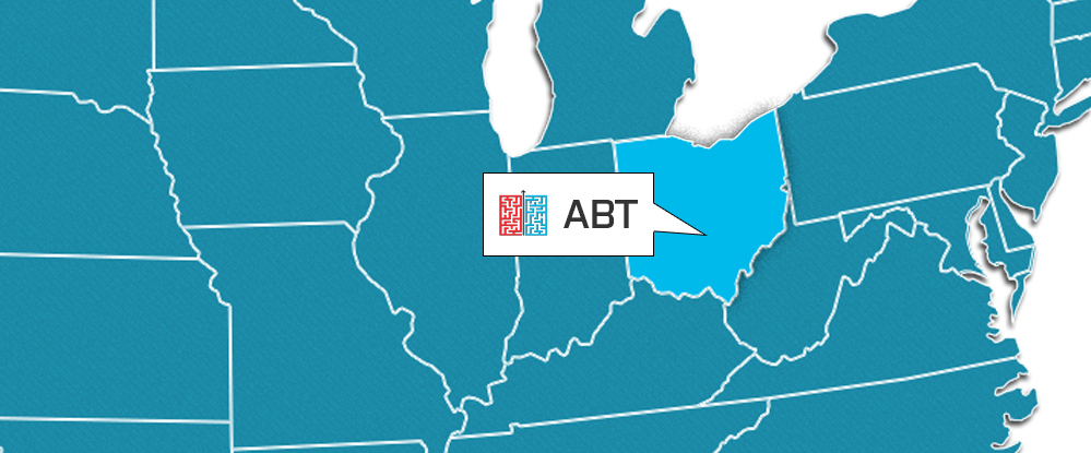 ABT has two laboratories in Athens and Columbus, Ohio